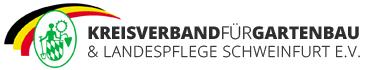 Kreisverband für Gartenbau & Landespflege Schweinfurt e.V. Logo